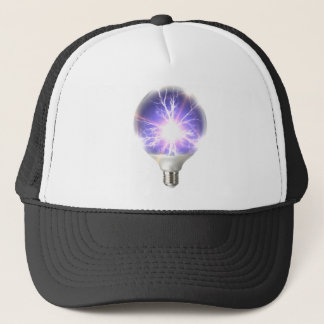 Bulb Lightning Trucker Hat