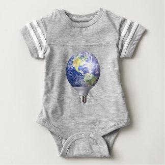 Bulb World Baby Bodysuit