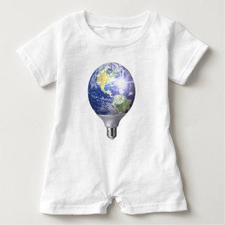 Bulb World Baby Romper