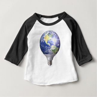 Bulb World Baby T-Shirt