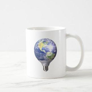 Bulb World Coffee Mug