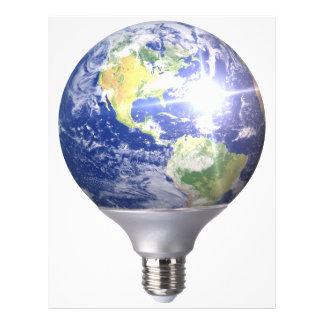 Bulb World Letterhead