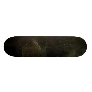 Bulbs of Gas Ejected From Forming Star HH-34 Skate Deck