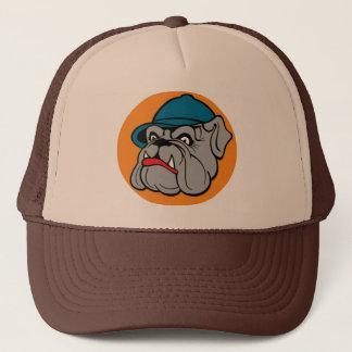 buldog trucker hat