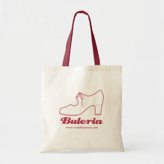 Buleria Light Canvas Bag