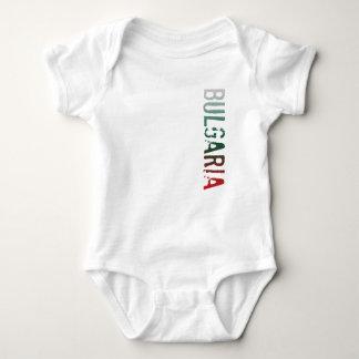 Bulgaria Baby Bodysuit