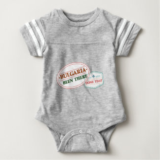 Bulgaria Been There Done That Baby Bodysuit