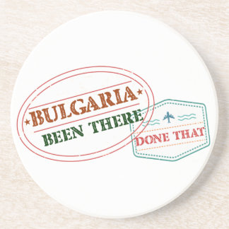 Bulgaria Been There Done That Coaster