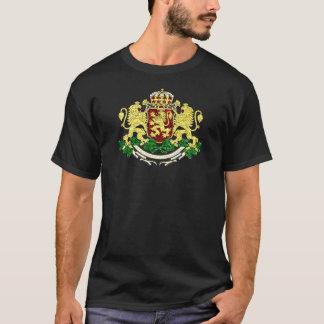 Bulgaria Coat of Arms Gold T-Shirt