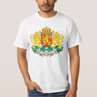 Bulgaria Coat of Arms Shirts