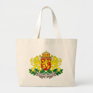 Bulgaria Coat of Arms Tote Bag