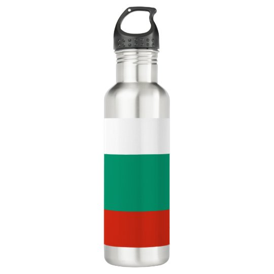 Bulgaria Flag 710 Ml Water Bottle