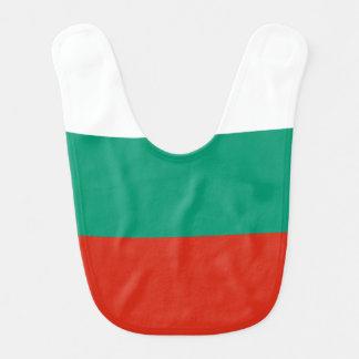 Bulgaria Flag Bibs