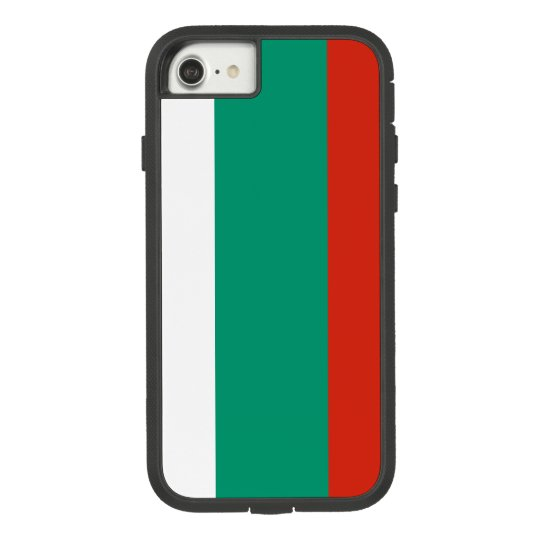 Bulgaria Flag Case-Mate Tough Extreme iPhone 8/7 Case