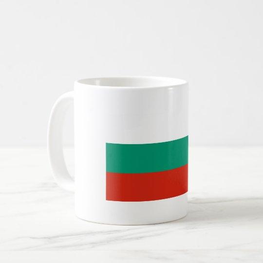 Bulgaria Flag Coffee Mug
