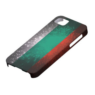 Bulgaria Flag Firework iPhone 5 Case
