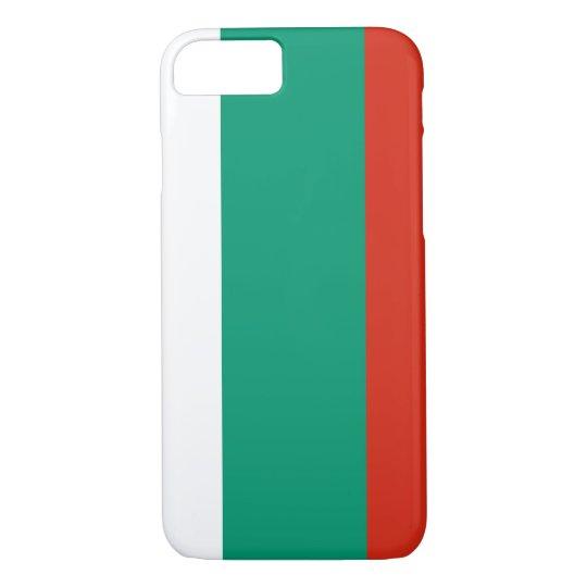 Bulgaria Flag iPhone 8/7 Case