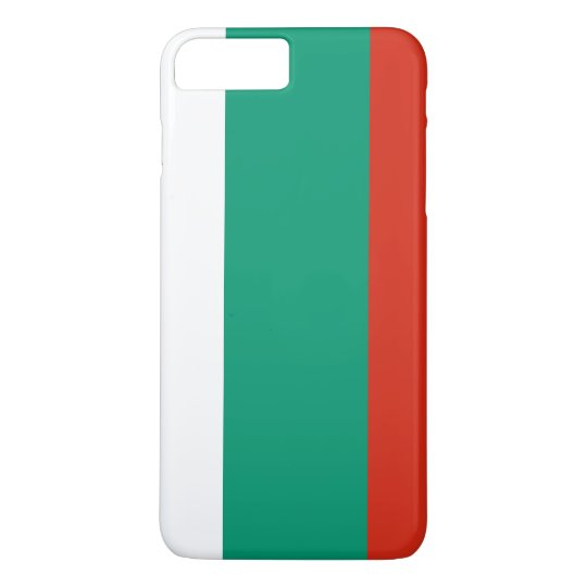 Bulgaria Flag iPhone 8 Plus/7 Plus Case