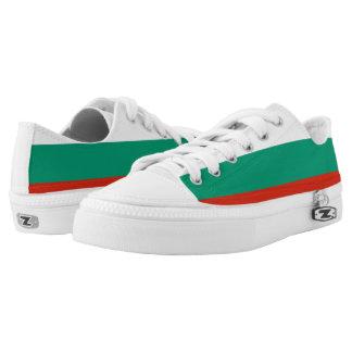 Bulgaria Flag Low-Top Sneakers