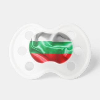 Bulgaria Flag Pacifier