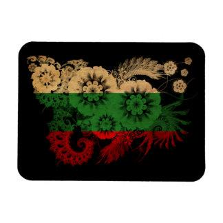 Bulgaria Flag Rectangular Photo Magnet