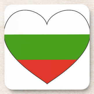 Bulgaria Flag Simple Coaster
