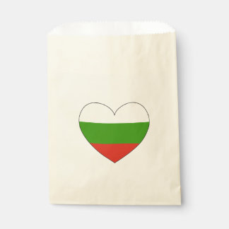 Bulgaria Flag Simple Favour Bag