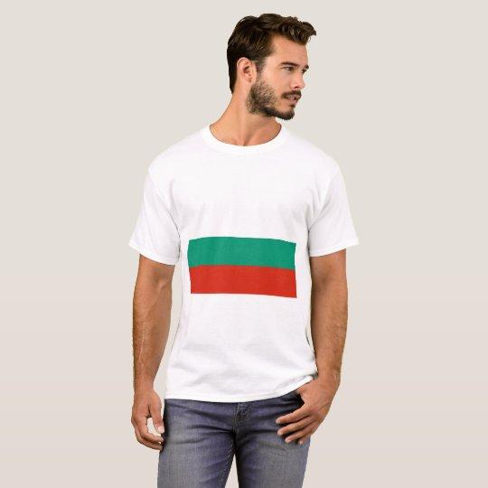 Bulgaria Flag T-Shirt