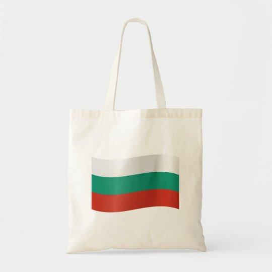 Bulgaria Flag Tote Bag