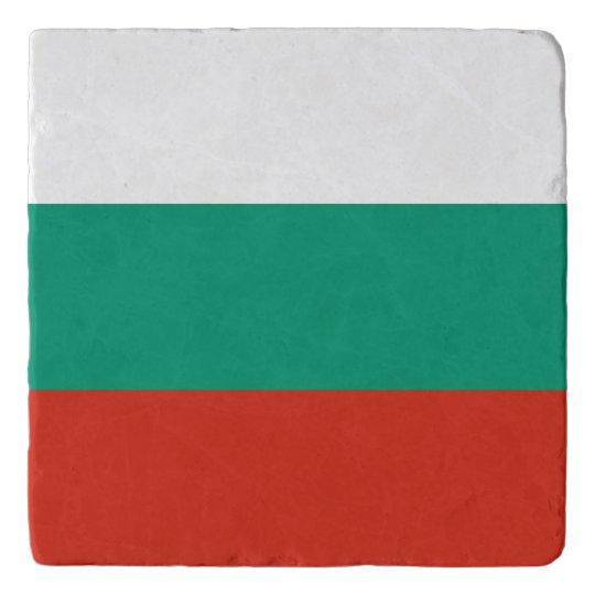 Bulgaria Flag Trivet