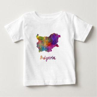 Bulgaria in watercolor baby T-Shirt