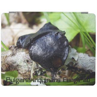 Bulgaria inquinans FungiPad Cover iPad Cover