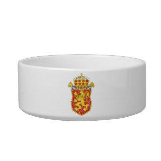 Bulgaria Lesser Coat Of Arms Bowl