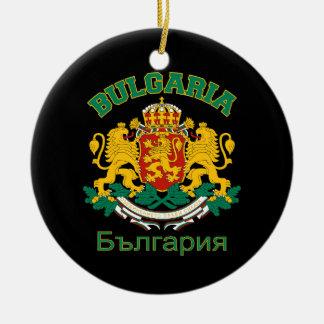 BULGARIA ornament - customize