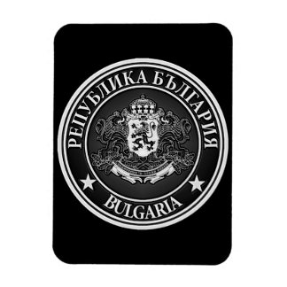 Bulgaria Round Emblem Magnet