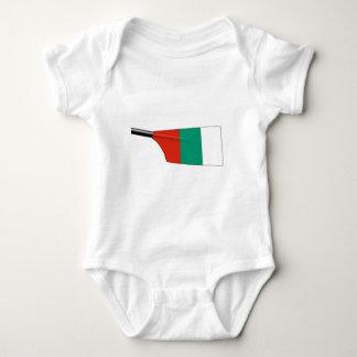 Bulgaria Rowing Baby Bodysuit
