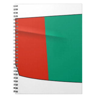Bulgaria Rowing Notebook