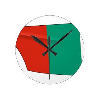 Bulgaria Rowing Round Clock