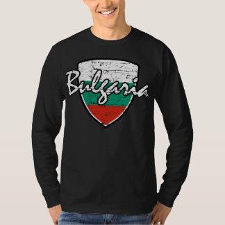 Bulgarian distressed design T-Shirt
