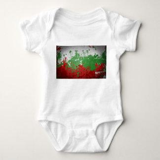 Bulgarian Flag Baby T-shirt