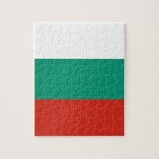 Bulgarian Flag Jigsaw Puzzle