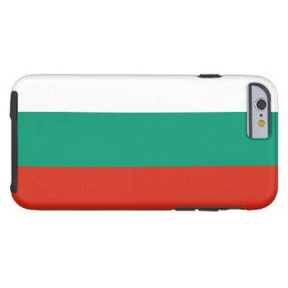 Bulgarian Flag Tough iPhone 6 Case