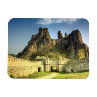Bulgarian History Sight Belogradchik Rocks Balkans Rectangular Photo Magnet