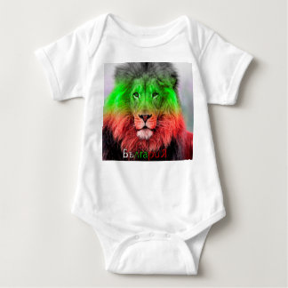 Bulgarian Lion Baby Clothing Baby Bodysuit