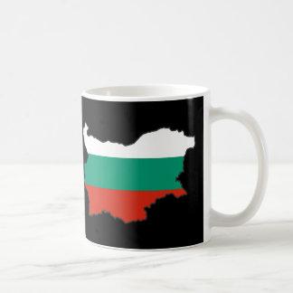 Bulgarian Map Mug