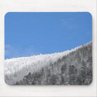 Bulgarian Mountain Snow Mouse Pad