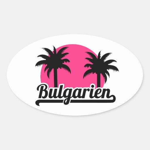 Bulgarien Stickers