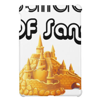 Bulider Of Sand Castles Case For The iPad Mini