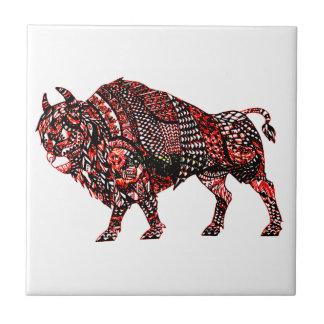 Bull 2 tile