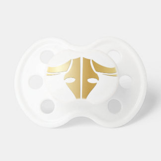 bull baby pacifiers
